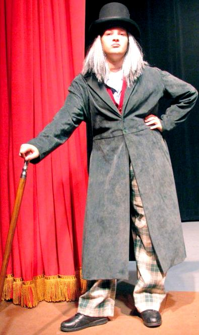 A Christmas Carol for Kids to Perform!