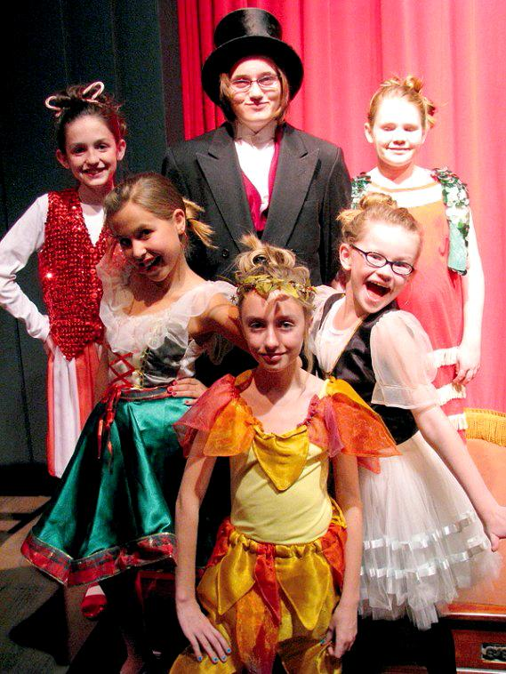 Kids Love ArtReach's Fun Musicals!