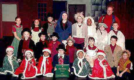 Children's Christmas Musical Play - A Christmad Carol