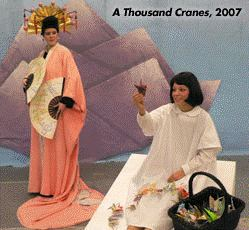 Children's Play for Theatres - A Thousand Cranes