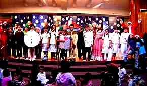 Christmas Musical Play - A Christmas Wizard of Oz