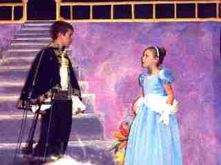 Children's Play - Cinderella