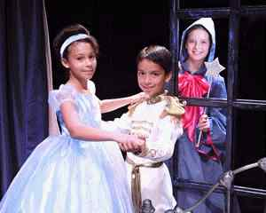 School Play for Children - Cinderella