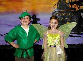 School Play - Peter Pan