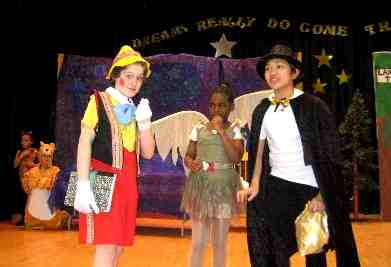 Large Cast Plays for Kids - Pinocchio