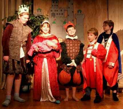 Children's Musical Play - Sleeping Beauty!