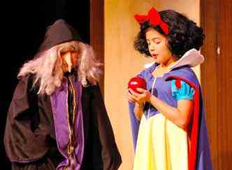 A Snow White Christmas - Easy Musical Play for Kids to Perform