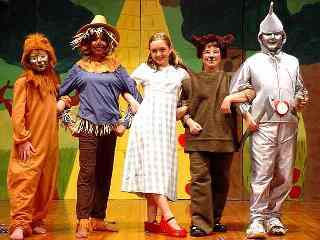 Large Cast Children's Plays for Kids to Perform! The Wizard of Oz!